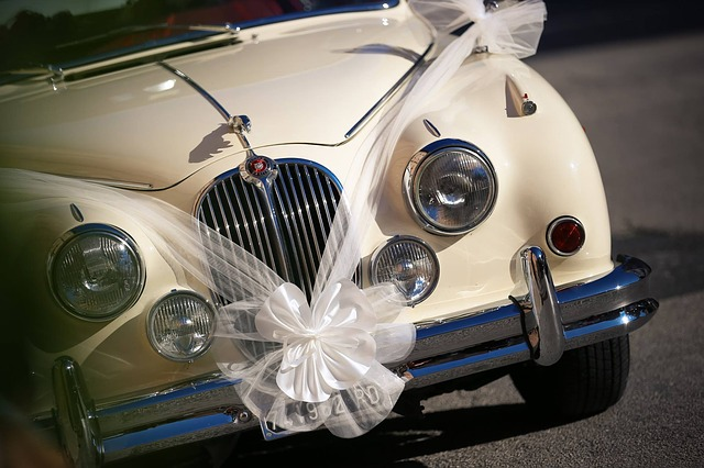wedding cost - bridal car