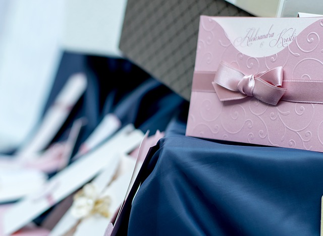 wedding cost - wedding invitation