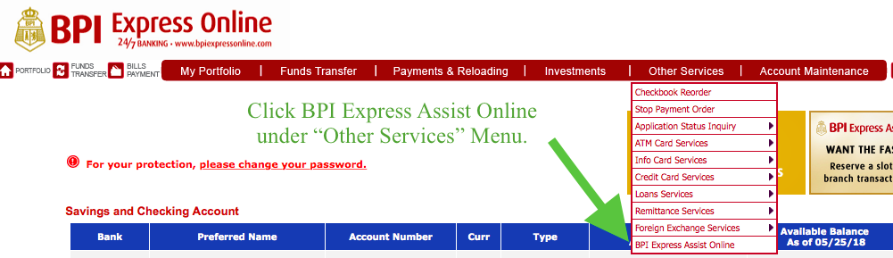 How to Avoid Long Queues at BPI and BPI Family Bank? - INVESTMNL
